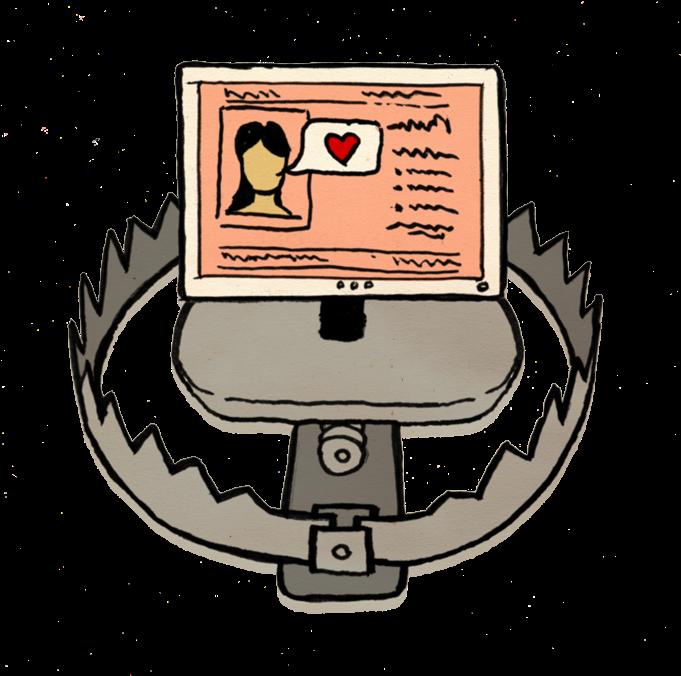 Сайт знакомств капкан